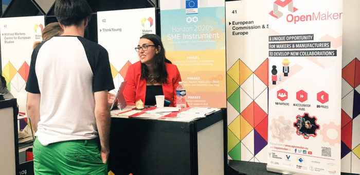Making the Future of Europe: MakersTown 2017