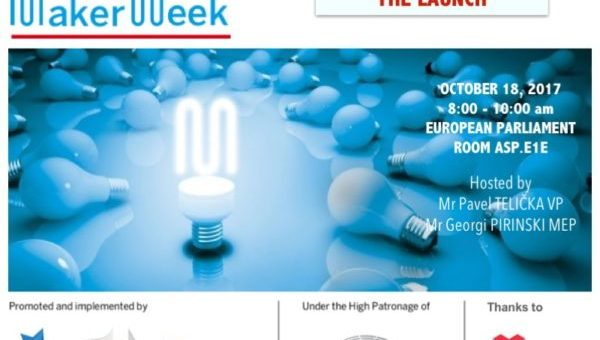 OpenMaker launched the European Maker Week
