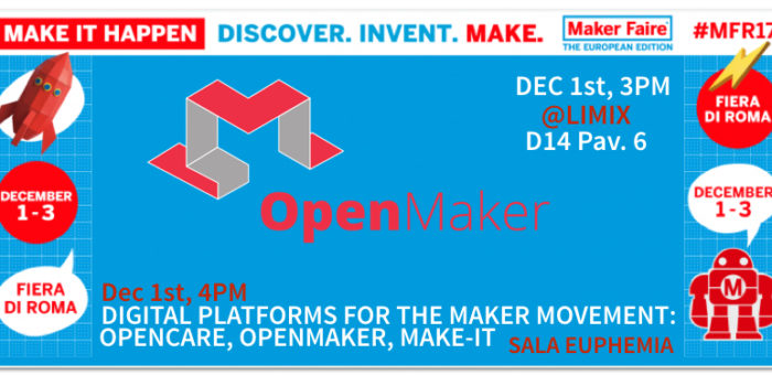 OpenMaker GOES TO MakerFaire!
