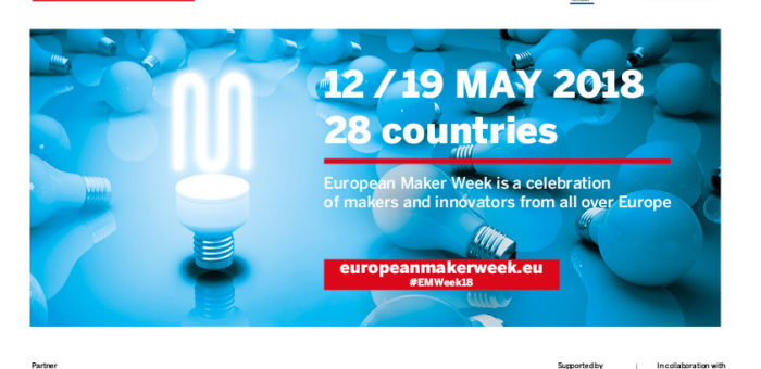 European Maker Week 2018