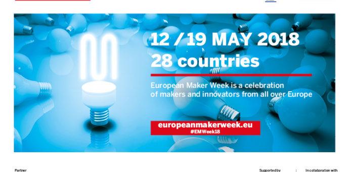 European Maker Week 2018